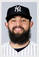 MLB Odor Yankees 2021