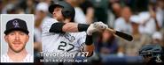 MLB Trevor Story 2021