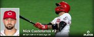 MLB Nick Castellanos 2021