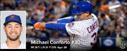 MLB Michael Conforto 2021
