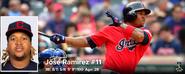 MLB Jose Ramirez 2021
