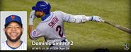 MLB Dominic Smith 2021