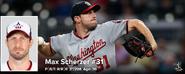 MLB Max Scherzer 2021