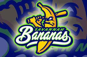 Savannah Bananas logo