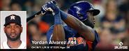 MLB Yordan Alvarez 2021