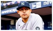 MLB Odor Yankees no beard 2021