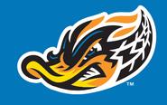 Akron RubberDucks logo
