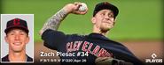 MLB Zach Plesac 2021