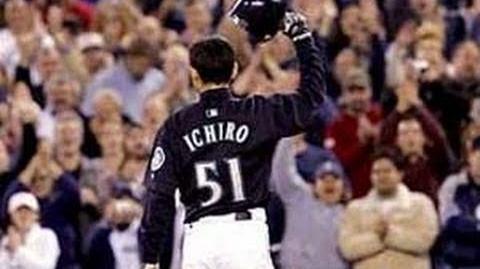 Ichiro's 258th Hit