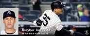 MLB Gleyber Torres 2021
