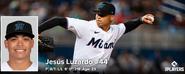MLB Jesus Luzardo 2021