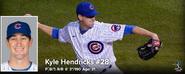 MLB Kyle Hendricks 2021