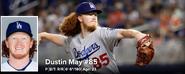 MLB Dustin May 2021