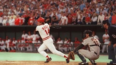 Pete Rose's 4,192nd Hit