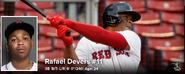 MLB Rafael Devers 2021