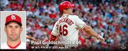 MLB Paul Goldschmidt 2021