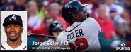 MLB Jorge Soler 2021
