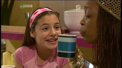 CBBC The Basil Brush Show Series 2 Episode 4 Molly in Love