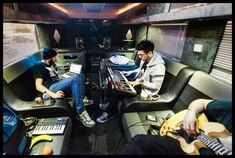 Bastille 2nd album recording.jpg