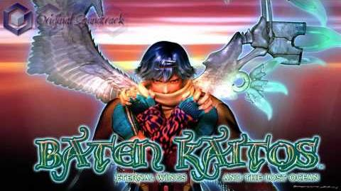 Baten Kaitos OST - Start on a Voyage