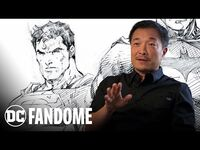 The Power of Art with Jim Lee - FanDome Clip - DC