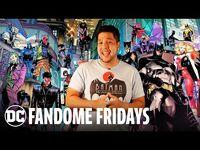 Celebrating DC's Dark Knight - DC FanDome Fridays