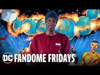 Tour the Worlds of the DC Multiverse - DC FanDome Fridays