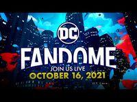 DC FanDome 2021 – Announcement Video