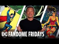 DC FanDome Friday Announcement - Explore the Legacy with Jim Lee - DC