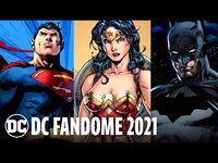 DC FanDome 2021 All Star Talent Lineup Announcement - DC