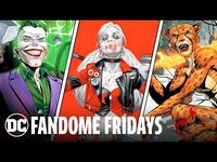 Encounter the DC Super Villains - DC FanDome Fridays