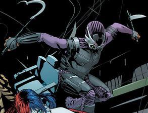 Black Spider (Eric Needham)