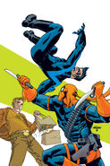 Deathstroke vs Nightwing