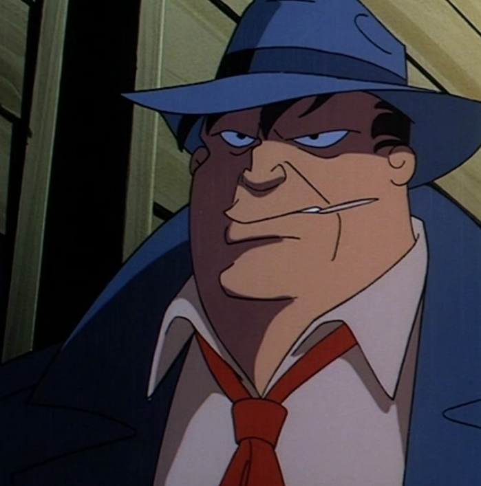 Harvey Bullock (DC Animated Universe)