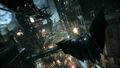 BatFlight Gotham-night