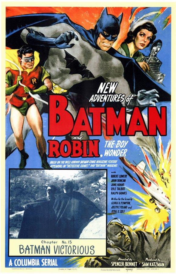 Batman y Robin (1949)