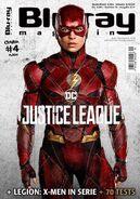 Blu-ray Magazin JL Flash