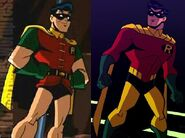 Robin Batman The Brave and the Bold (2008-2009) 5