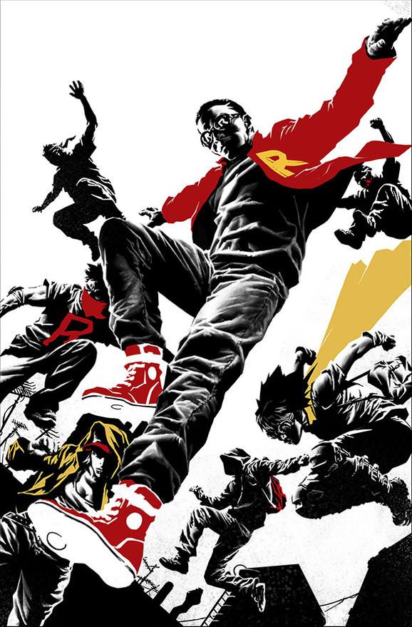 We Are Robin (Volume 1)