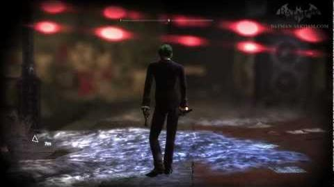 Joker singt Only You