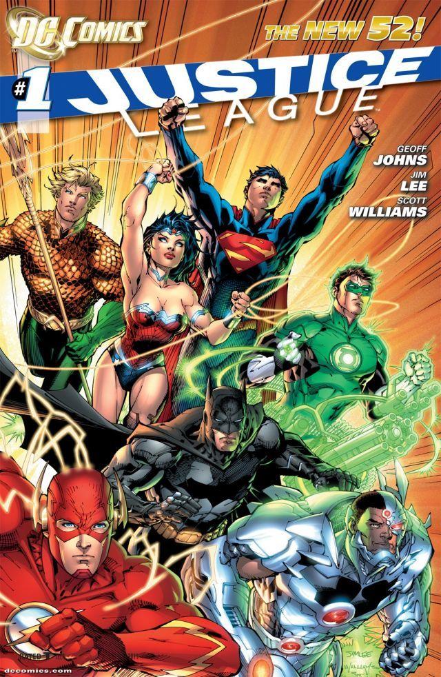 Justice League (Volumen 2)