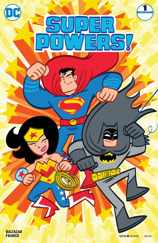 Super Powers (Volumen 4)