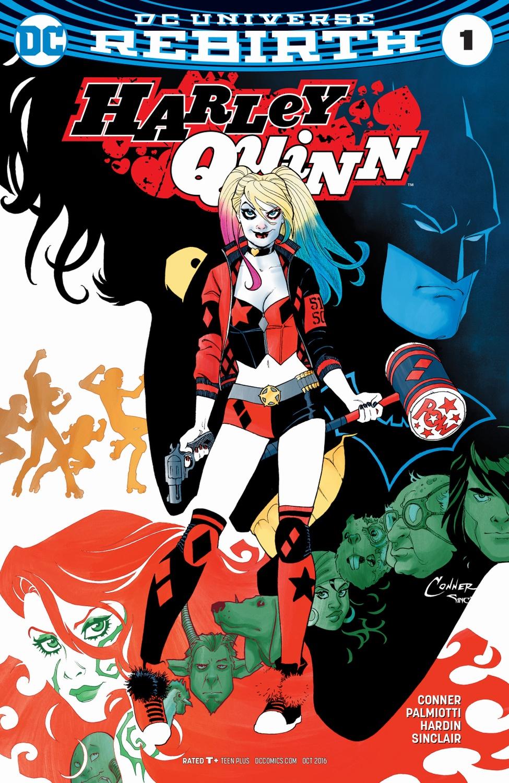 Harley Quinn (Volumen 3)