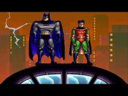The Adventures of Batman & Robin Sega Genesis Gameplay