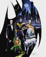 Breyfogle Bat-family