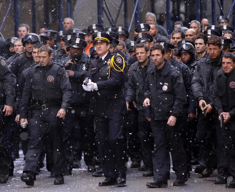 Gotham City Police Department (Nolanverse)