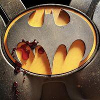Keaton Batman Logo (Flash)
