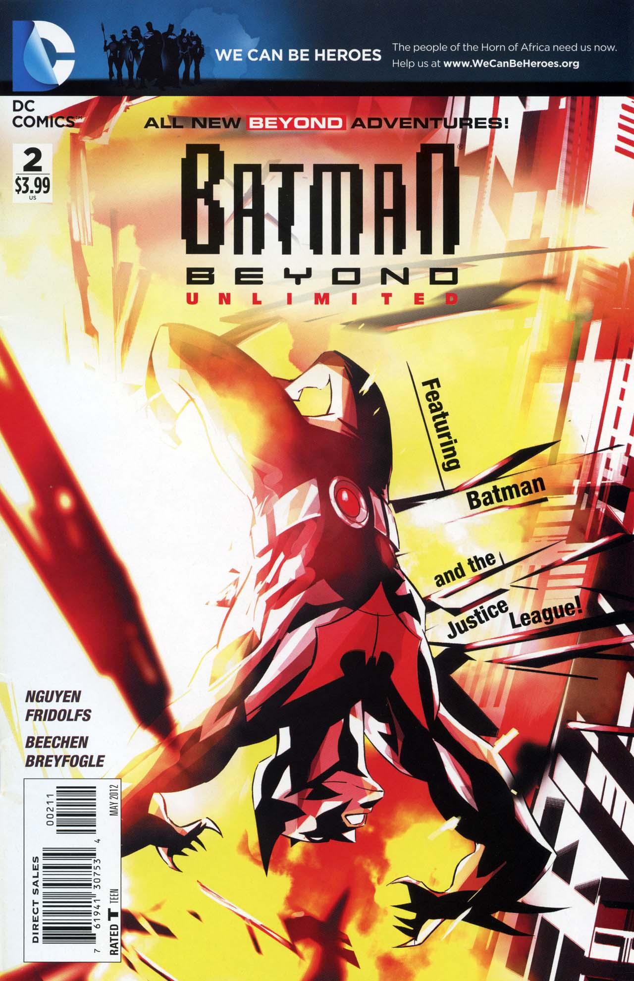 Batman Beyond (Volume 5)