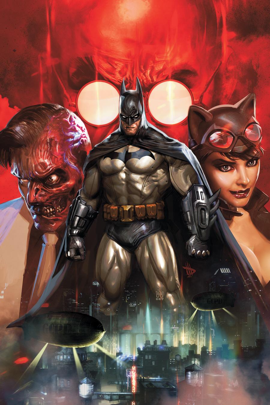 Batman: Arkham Unhinged (Volumen 1)