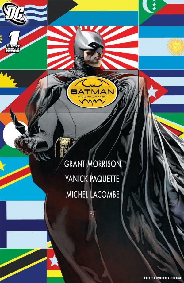 Batman Incorporated (Volumen 1)